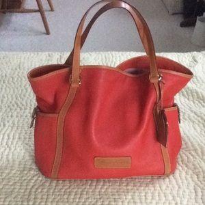 Dooney &Bourke large handbag